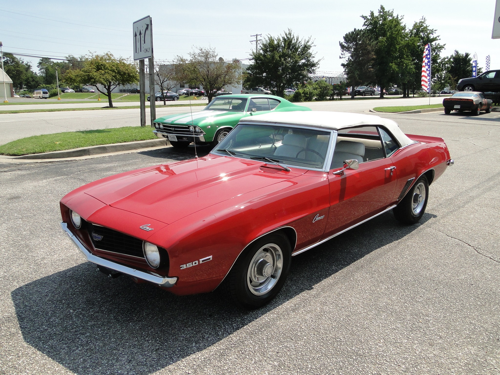 new 1969 chevrolet camaro convertible sold glen burnie md baltimore. Cars Review. Best American Auto & Cars Review