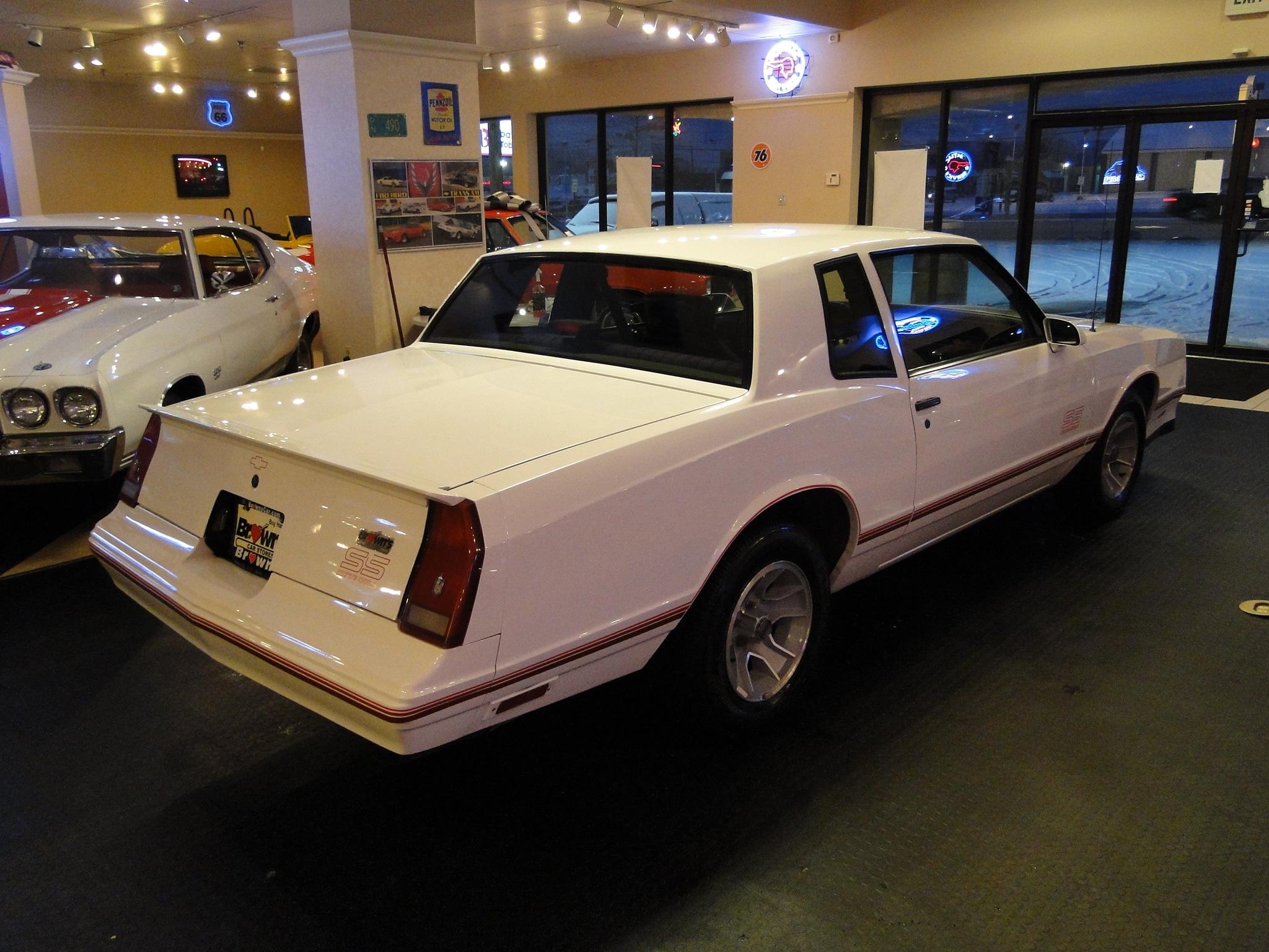 Used 1987 Chevrolet Monte Carlo SS in Alexandria, VA - R0252