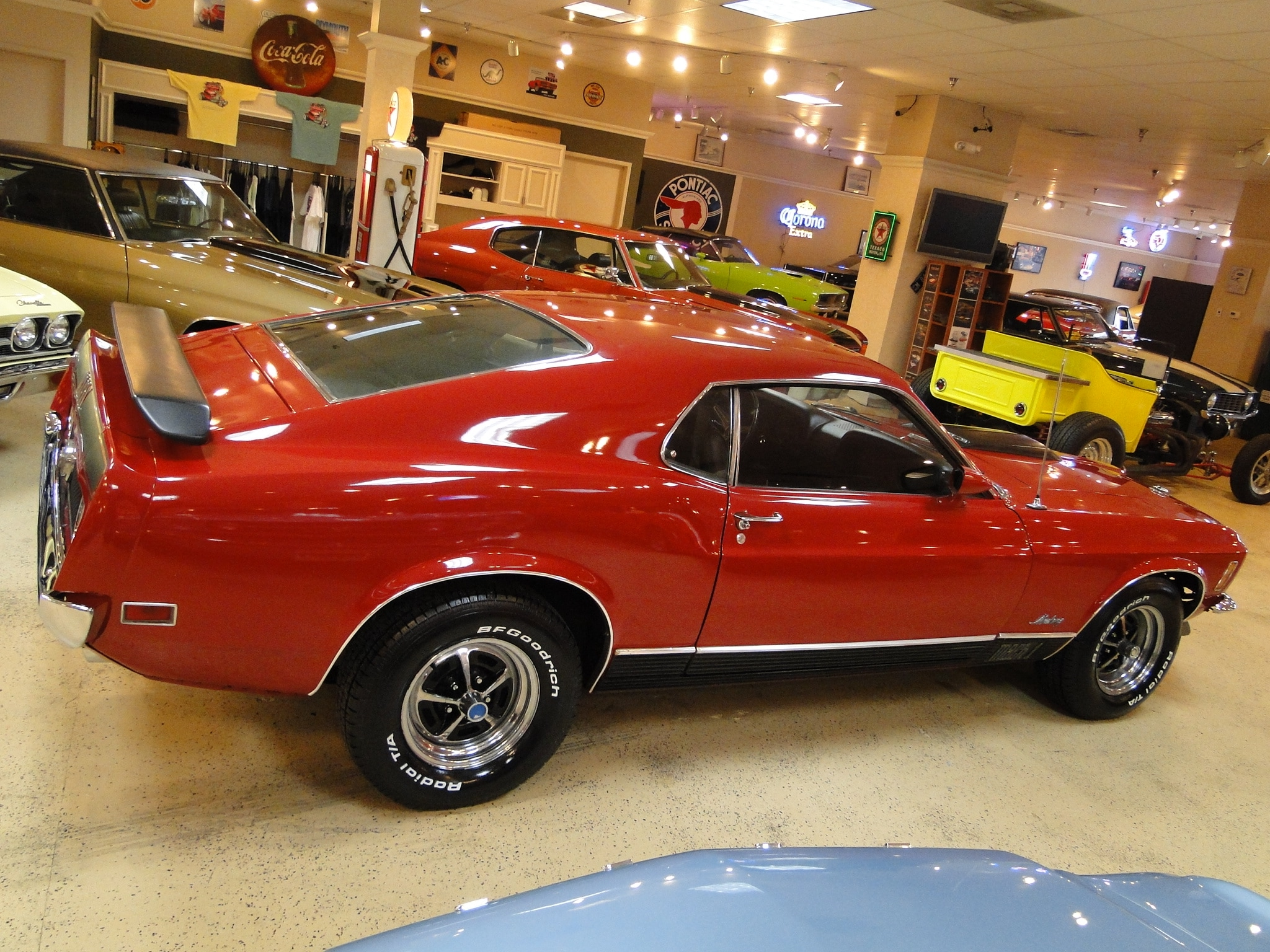 Ford Mustang Mach 1 for Sale on