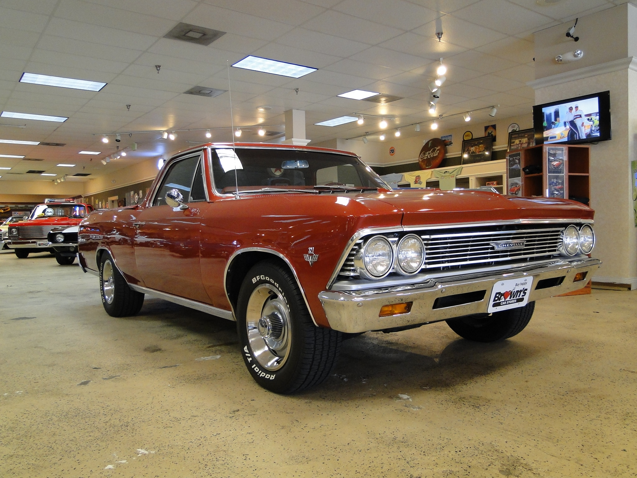 1966 Chevrolet El Camino SOLD TO KUWAIT! Truck Glen Burnie MD