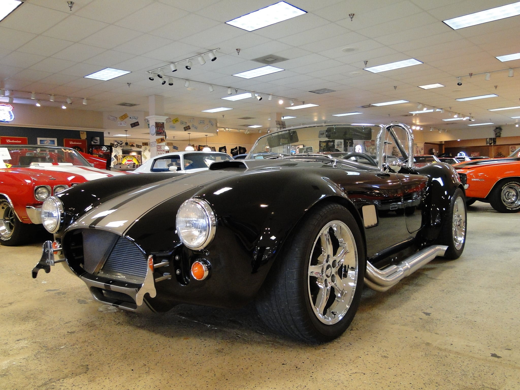 1965 Ford Cobra Factory Five SOLD TO TX! Convertible Glen Burnie MD