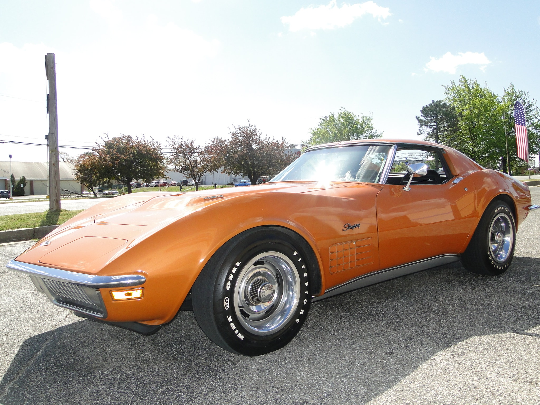 1971 Chevrolet Corvette 454 Coupe Glen Burnie MD
