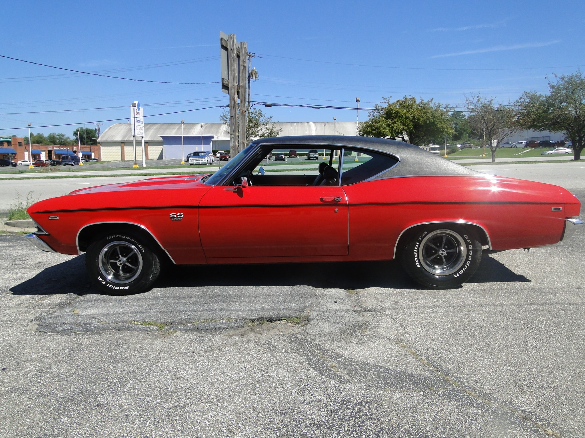 1969 chevelle ss 396 for sale