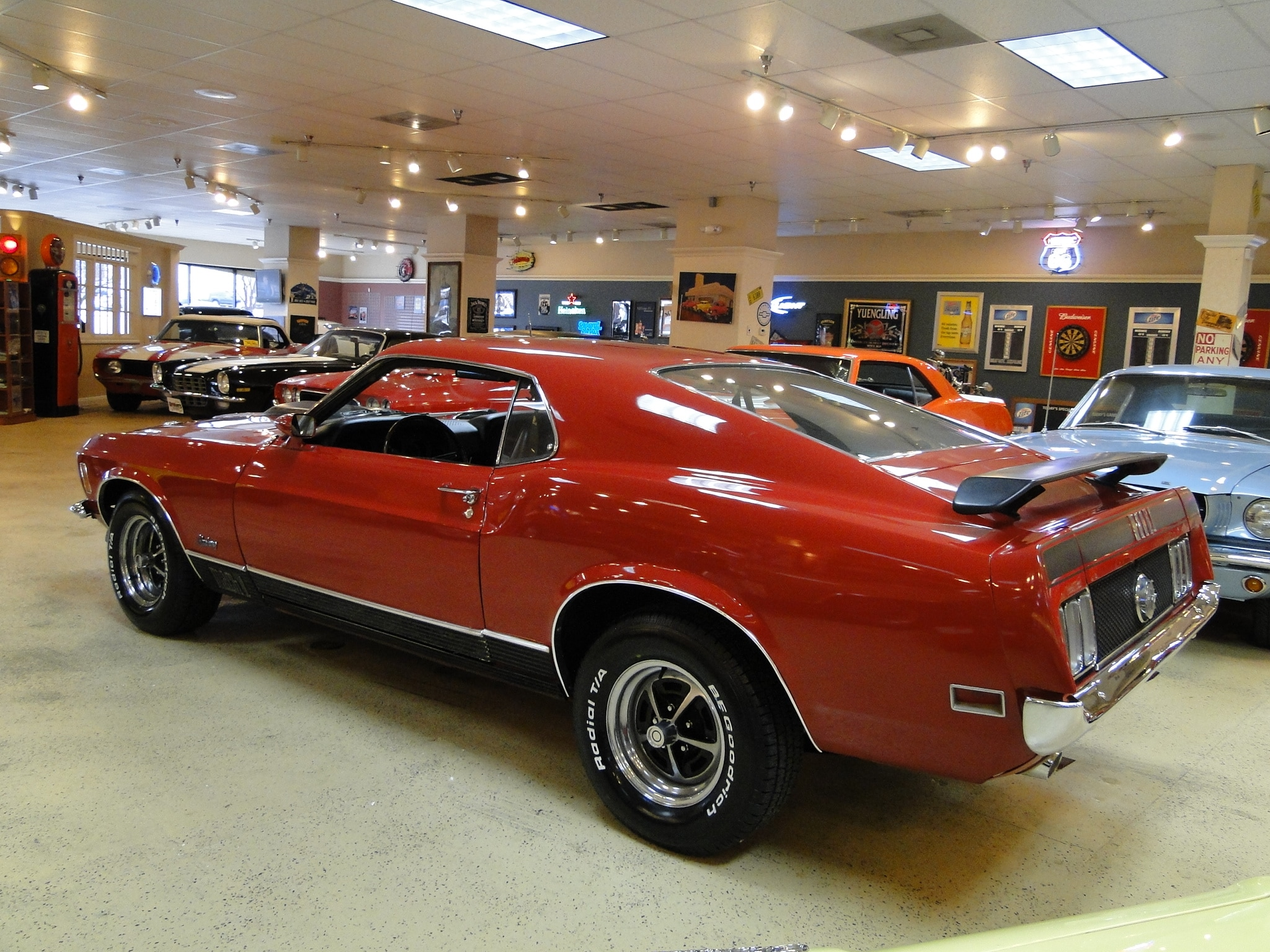 Classic Ford Mustang Mach 1 for Sale on