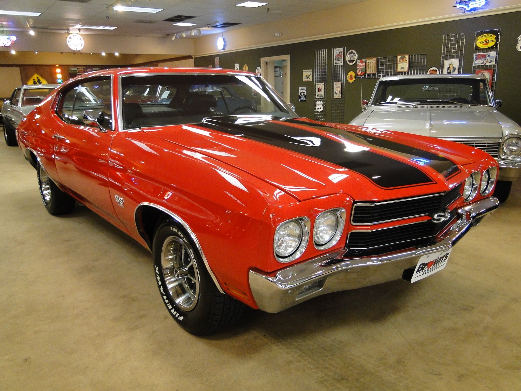 1970 Chevrolet Chevelle SS 454--Sold to Alabama! Coupe Glen Burnie MD