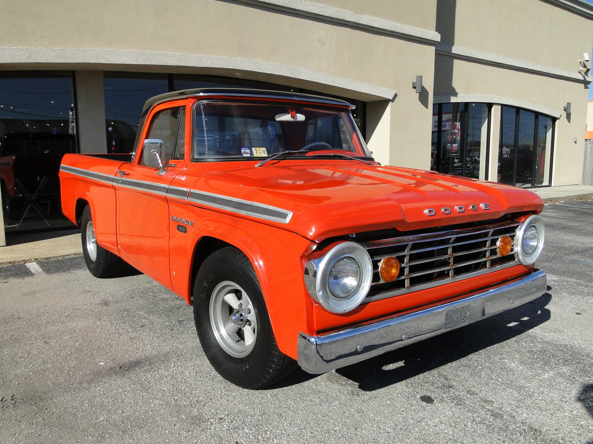Used 1967 Dodge D100 For Sale Glen Burnie Md