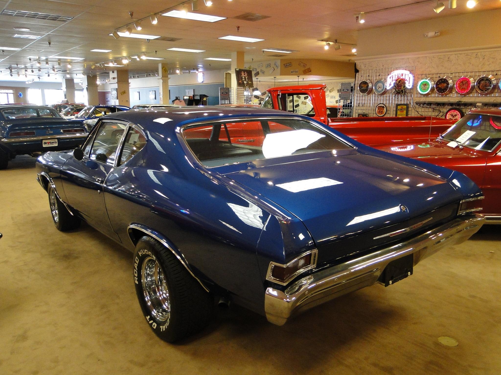New 1968 Chevrolet Chevelle Malibu  Glen Burnie MD Baltimore