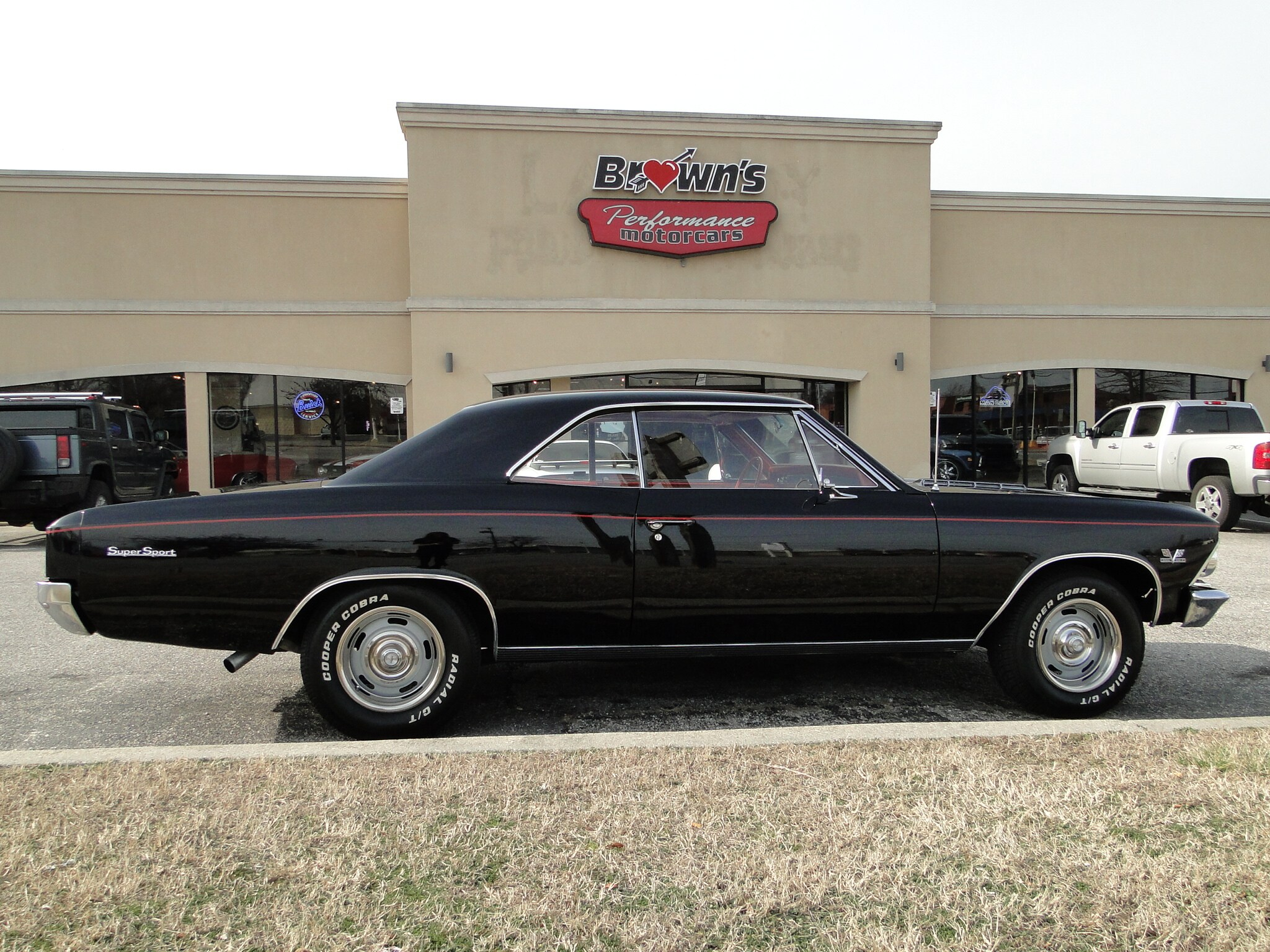 Chevrolet Tires Baltimore >> New 1966 Chevrolet Chevelle SS Tribute SOLD TO CA! | Glen Burnie MD, Baltimore | R0814