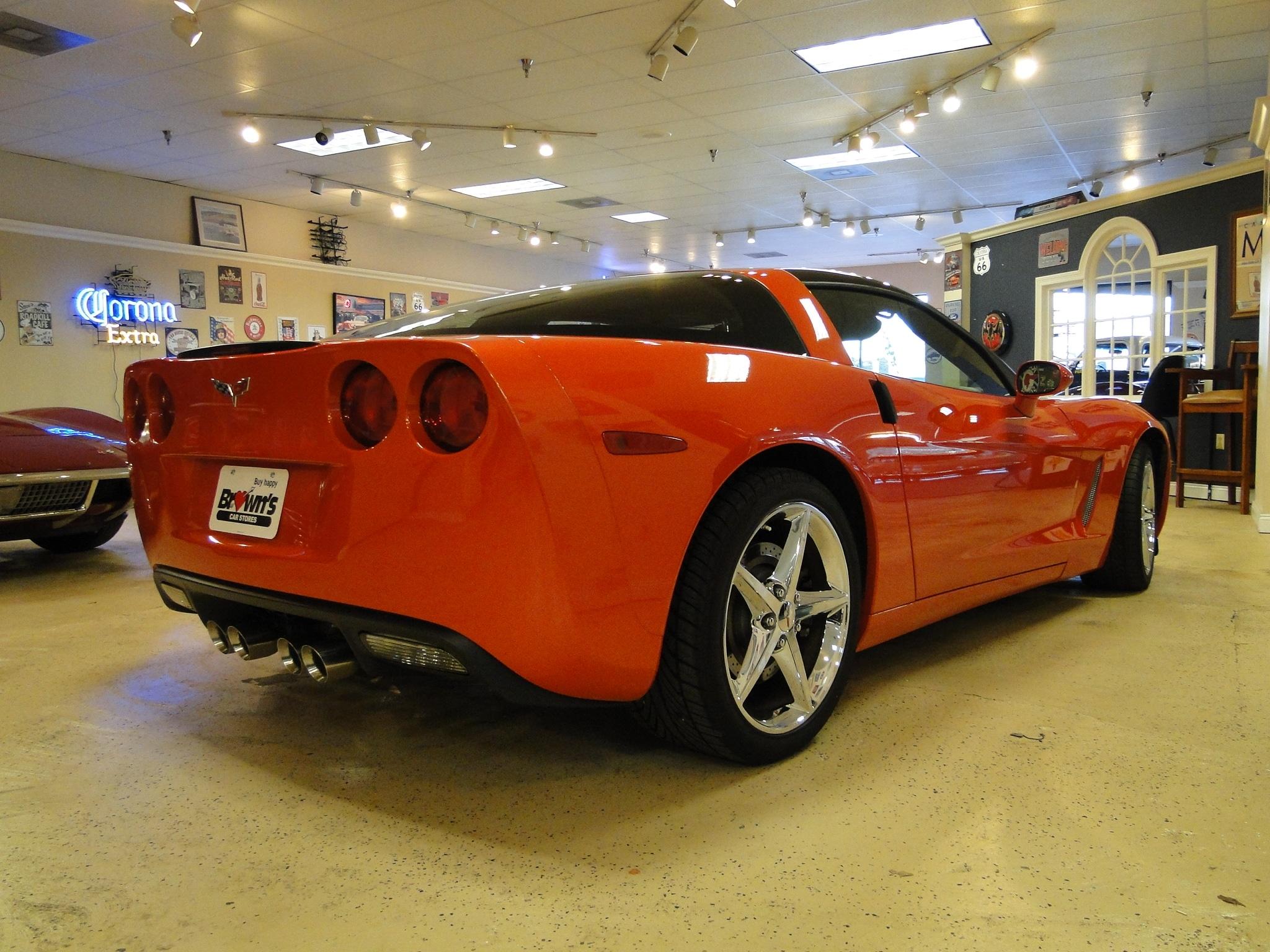 New 2012 Chevrolet Corvette 1lt Glen Burnie Md