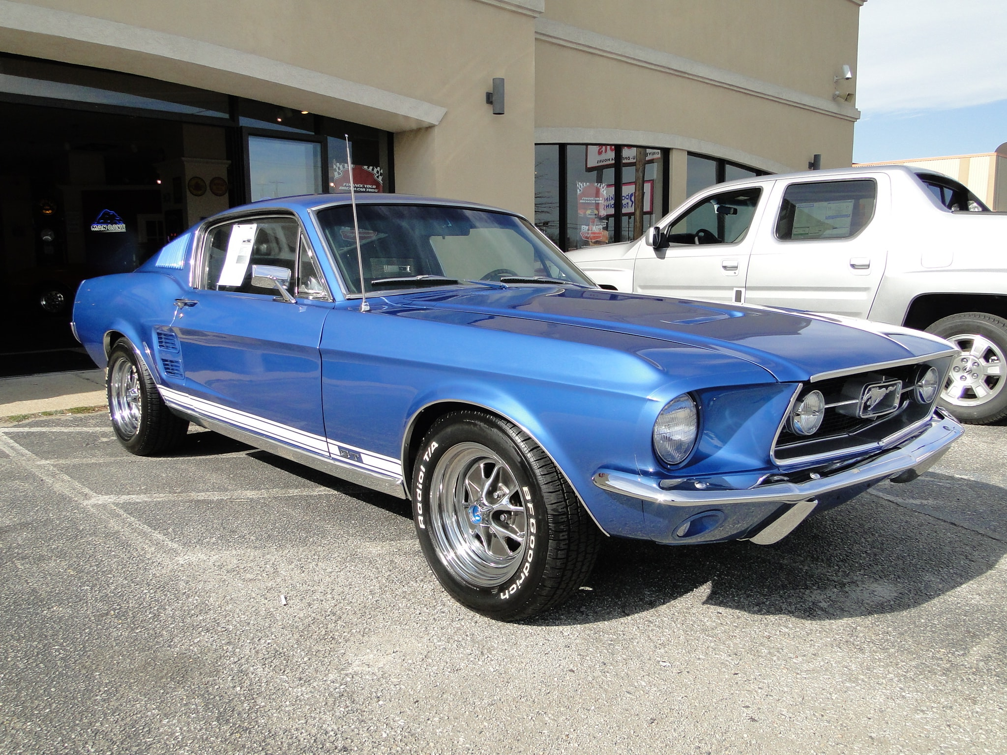 Used 1967 Ford Mustang Gt 390 Fastback For Sale Stock