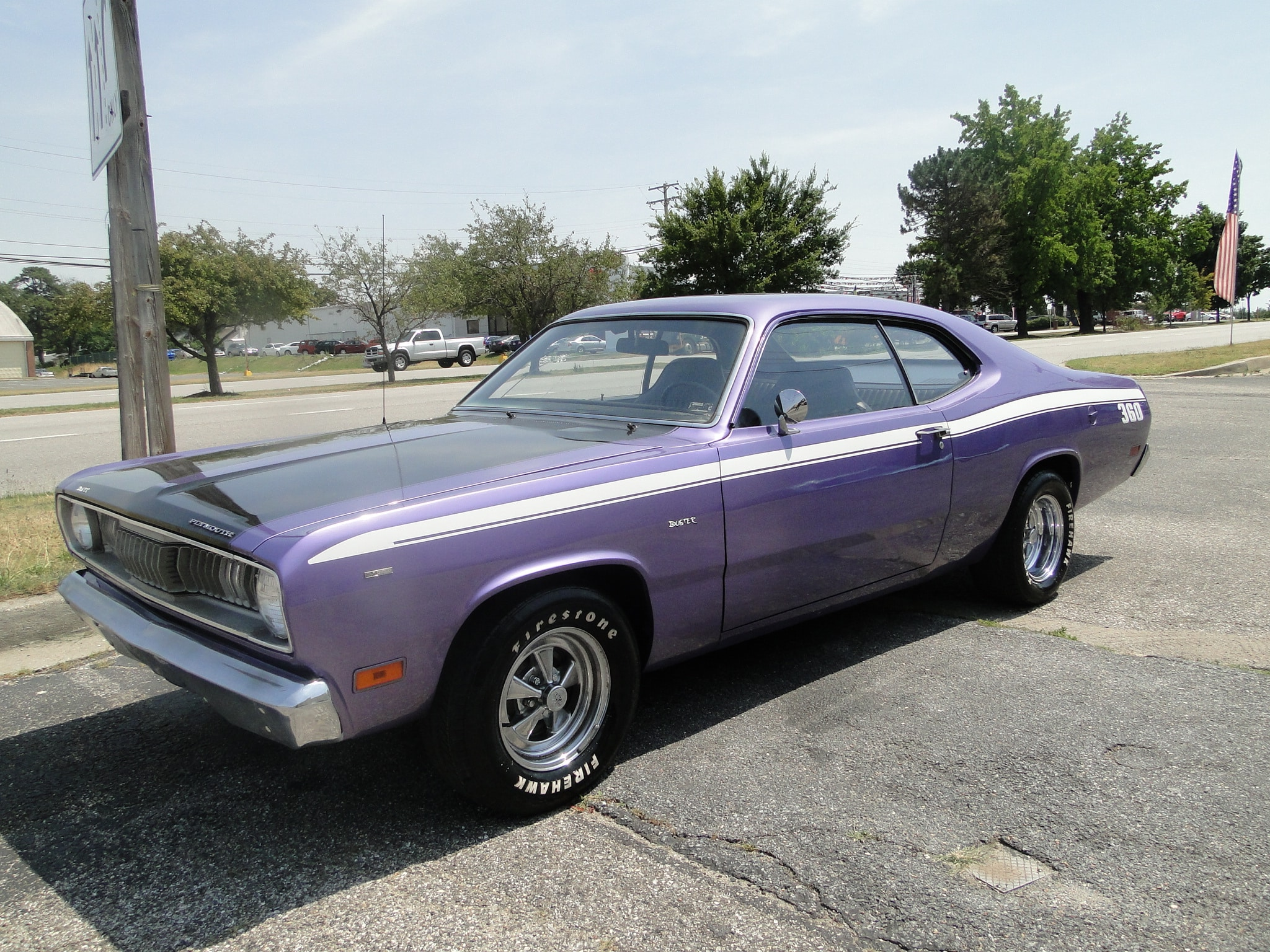 New 1970 Plymouth Duster 360 Glen Burnie Md Baltimore
