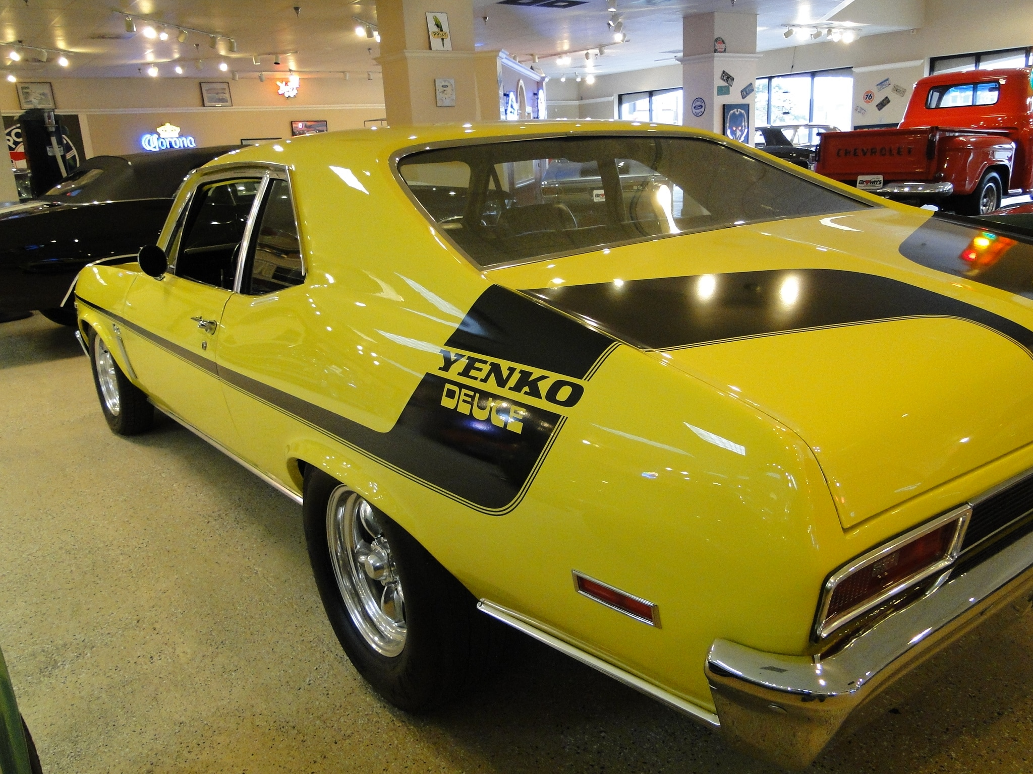 Chevy Dealerships In Va Used 1970 Chevrolet Nova Yenko Tribute SOLD! For Sale ...