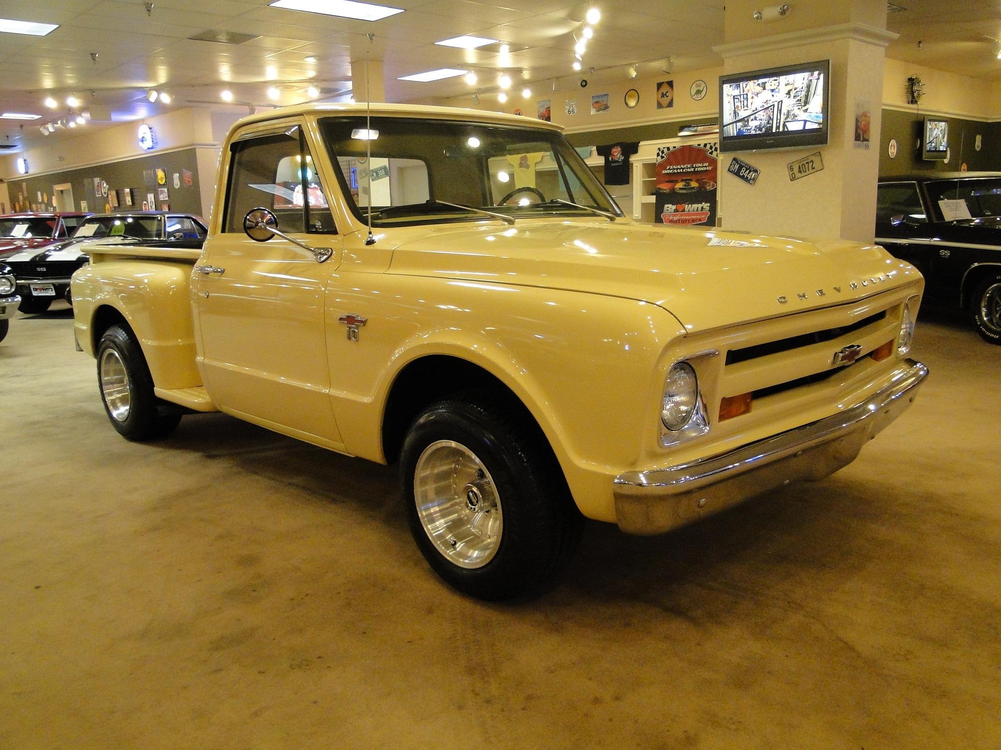1967 chevy truck for sale autos weblog. Black Bedroom Furniture Sets. Home Design Ideas