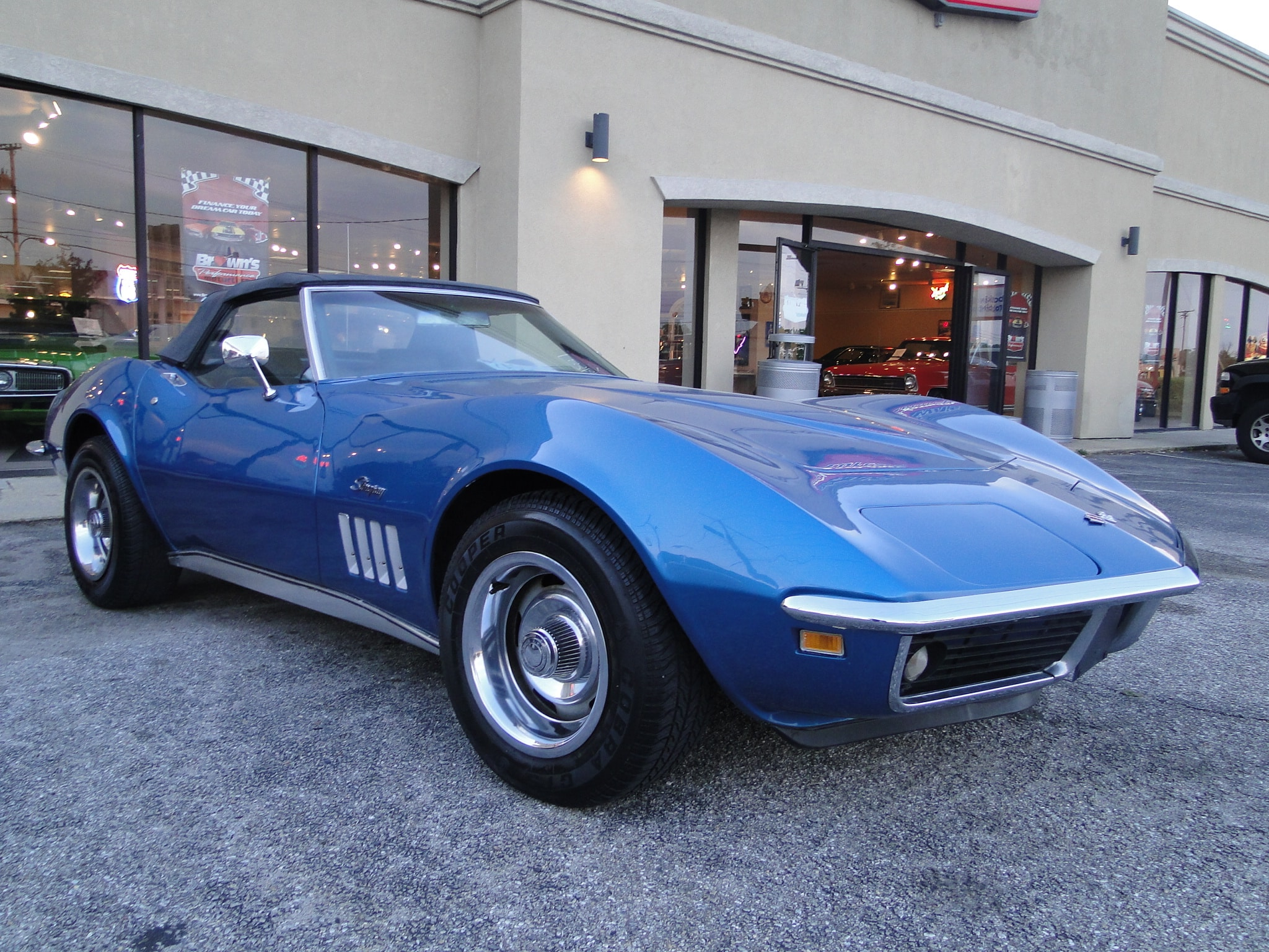 1969 Chevrolet Corvette Stingray Convertible! Convertible Glen Burnie MD