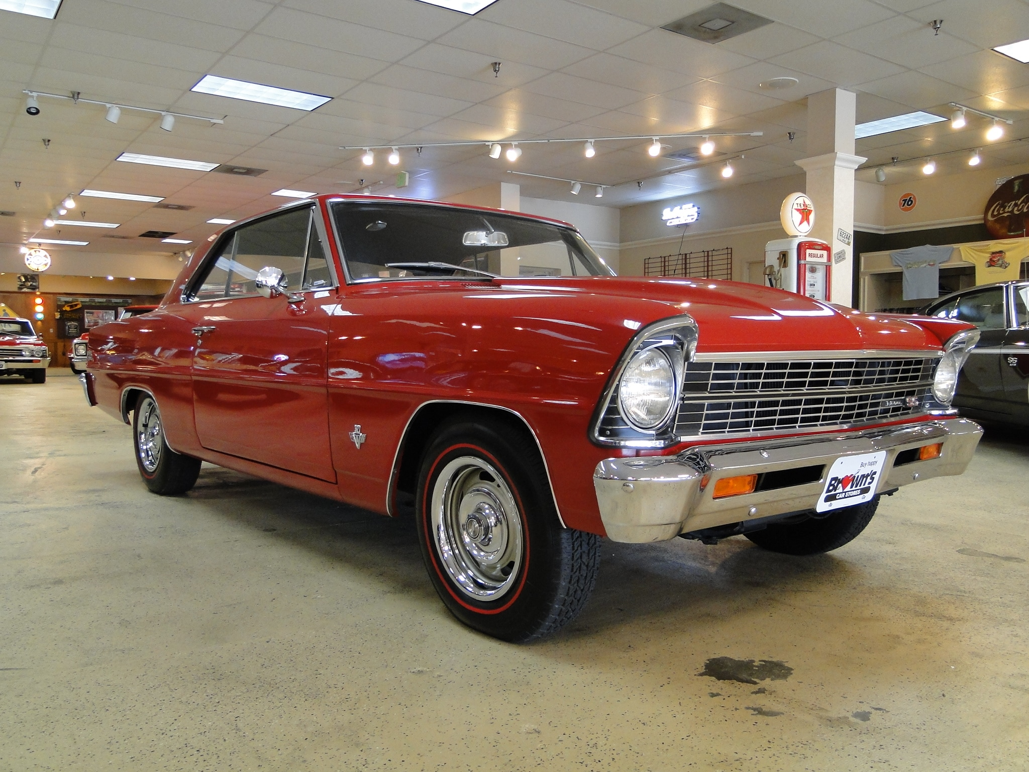 1967 Chevrolet Nova REAL Super Sport SOLD TO FL! Coupe Glen Burnie MD