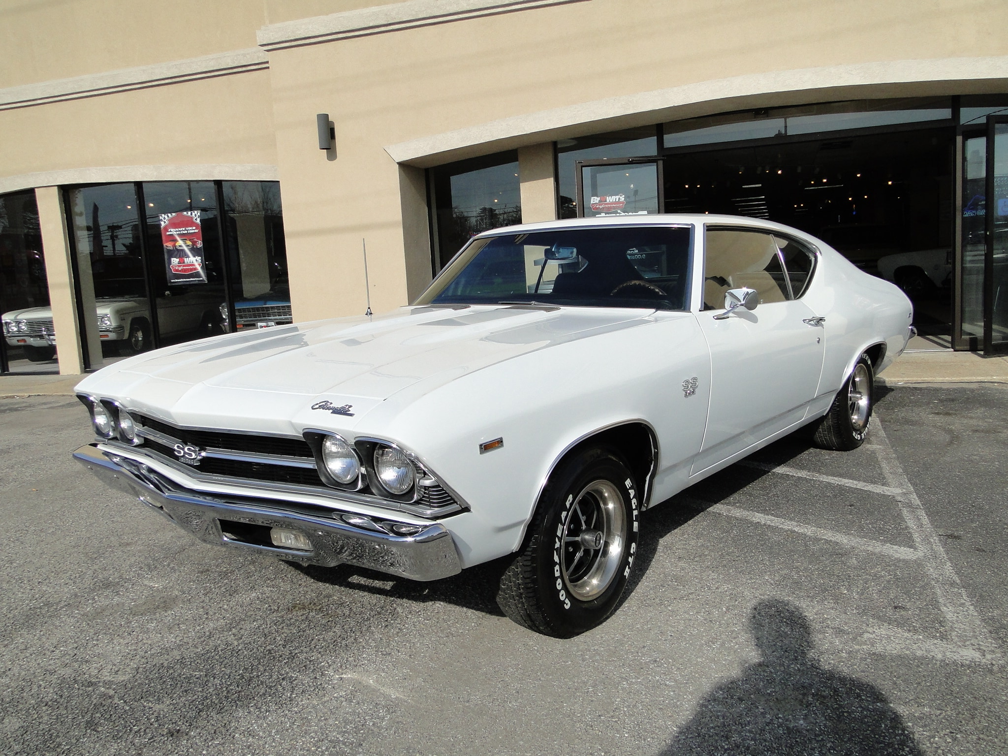 1969 CHEVELLE SS 396 SOLID ORIGINAL METAL BEAUTIFUL DOVER ...
