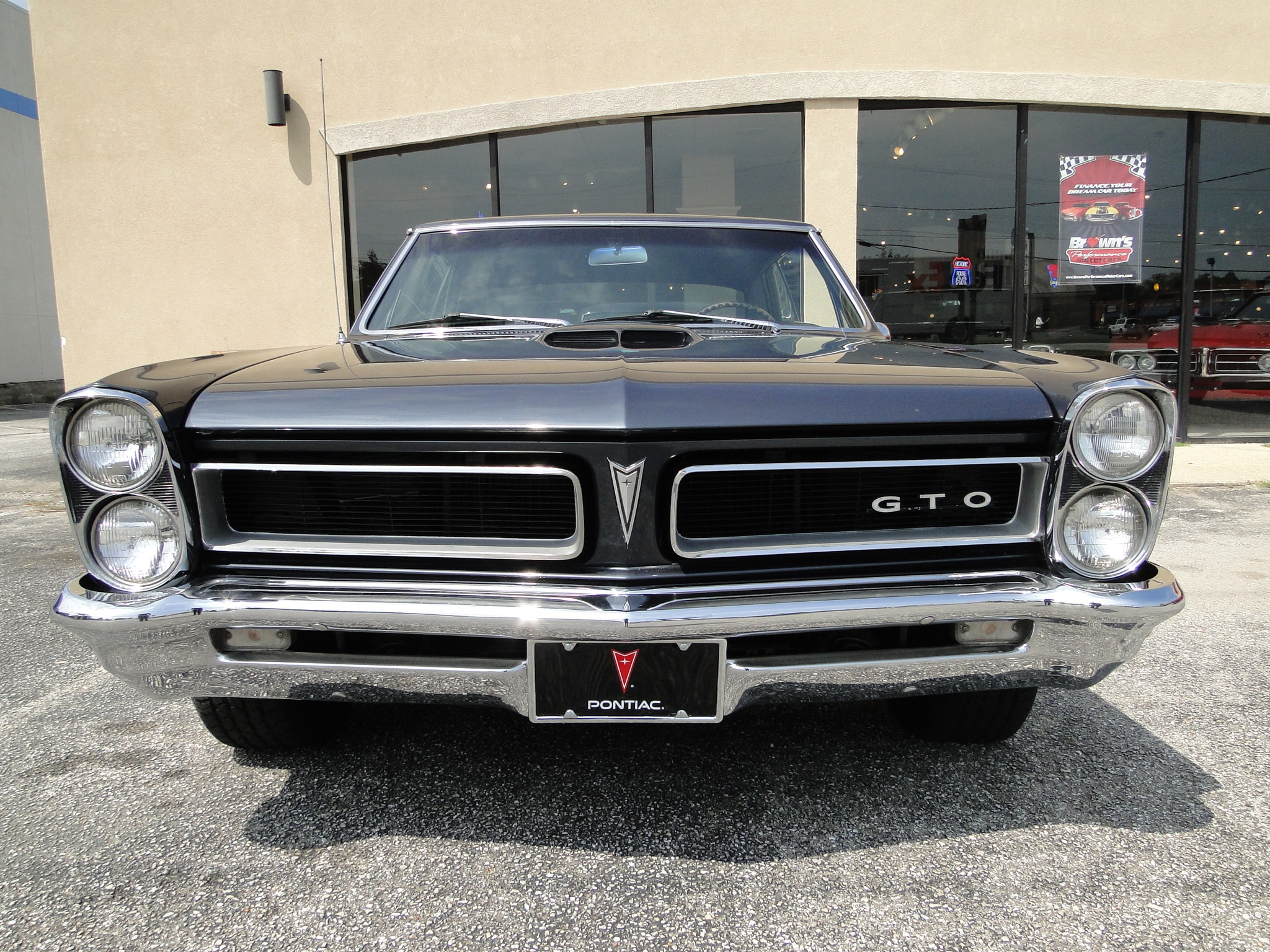 Used 1965 Pontiac GTO For Sale  Glen Burnie MD