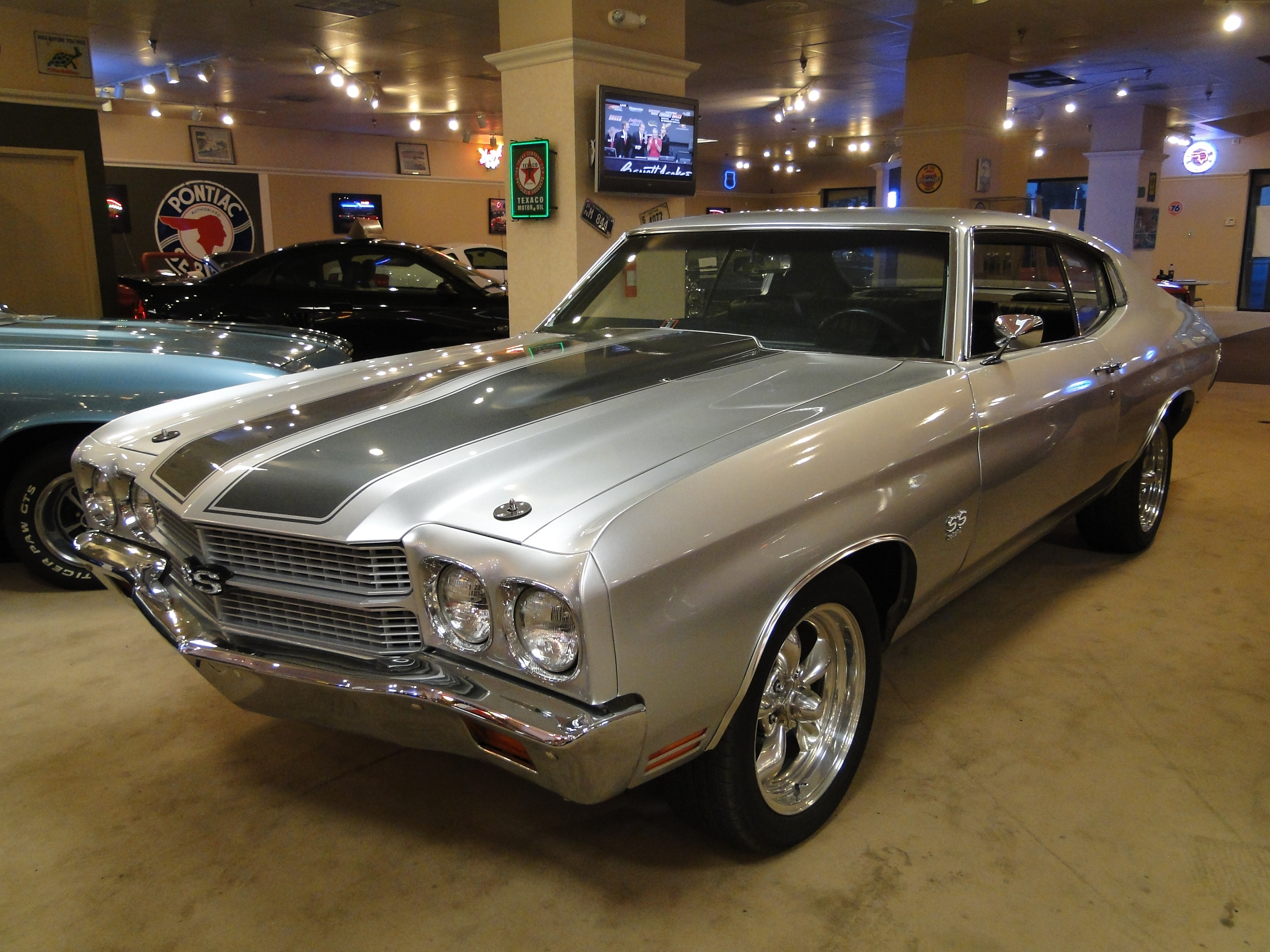 new 1970 chevrolet chevelle ss 454 glen burnie md baltimore r0242