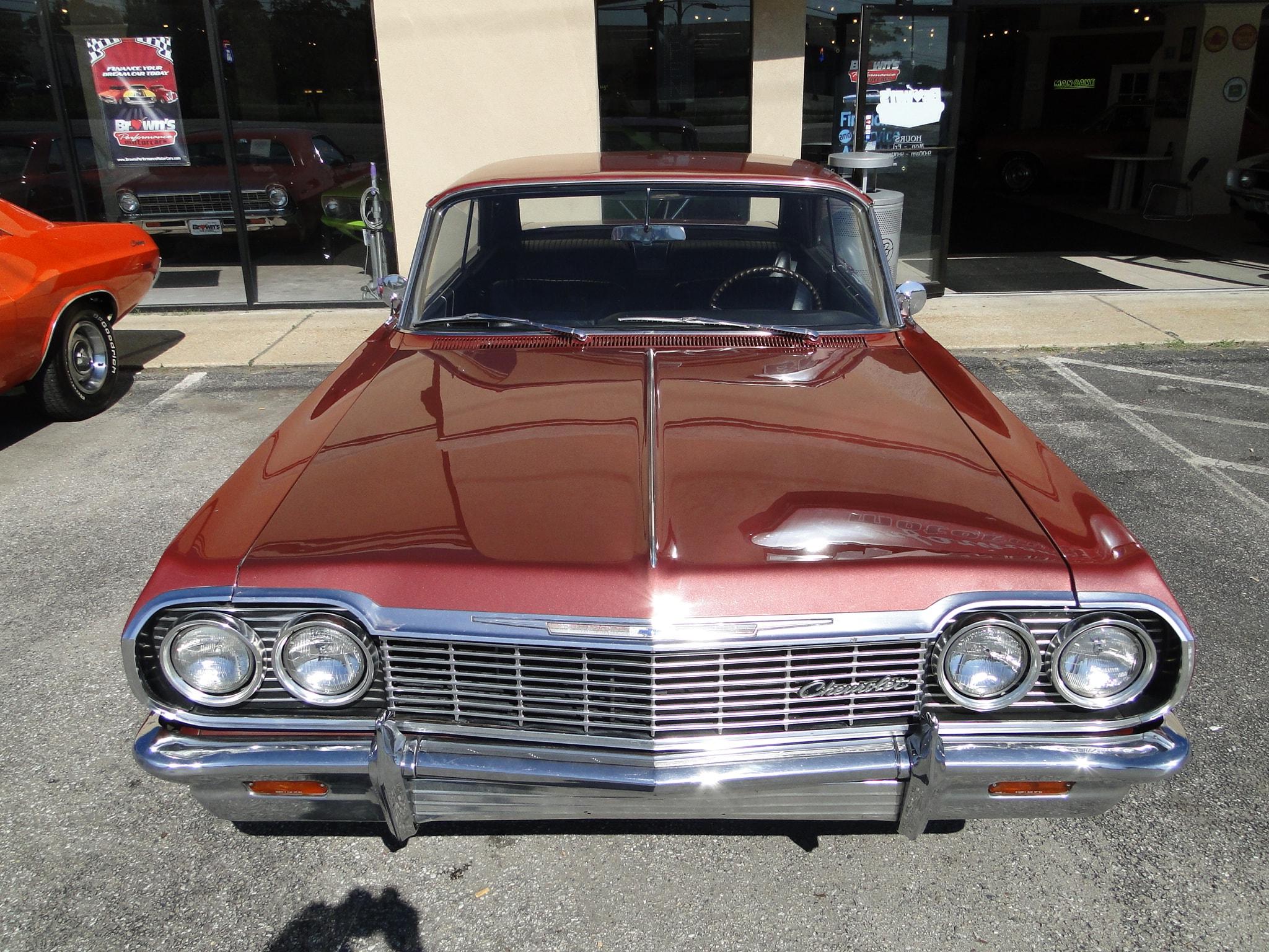 1964 Impala Black Coupe Red Interior Html Autos Post