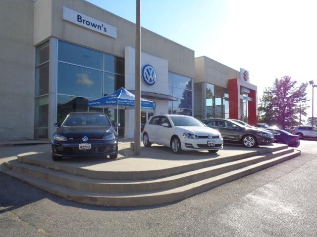 Browns Richmond Volkswagen Vw Dealer Serving Autos Post