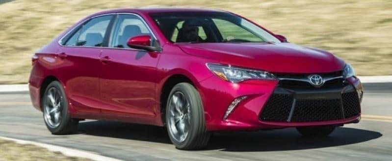Compare Toyota Camry in Glen Burnie  Vs Accord Fusion  Altima
