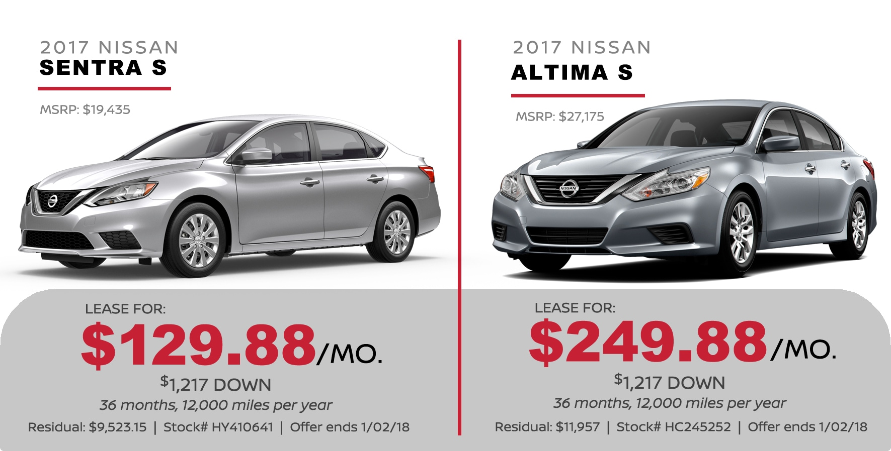 Limited Time Nissan Lease fers in Wilton CT at Bruce