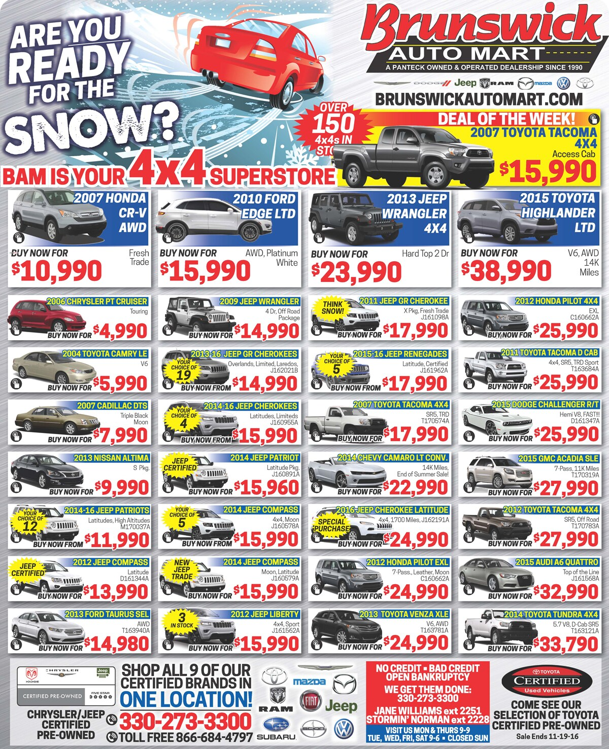 Brunswick Auto Mart Jeep Upcomingcarshq Com