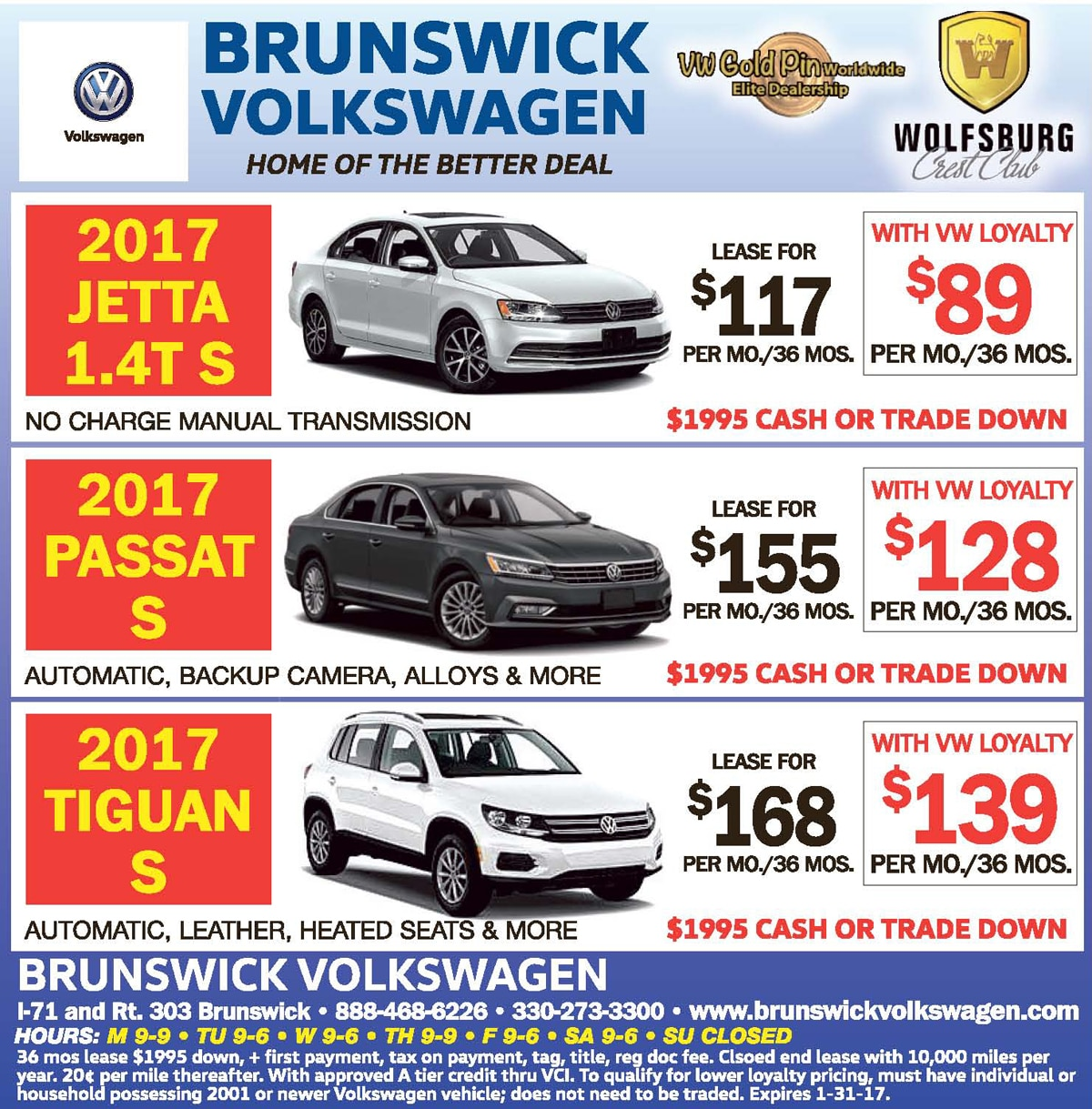 4-5-2014 Brunswick Auto Mart used car specials.jpg