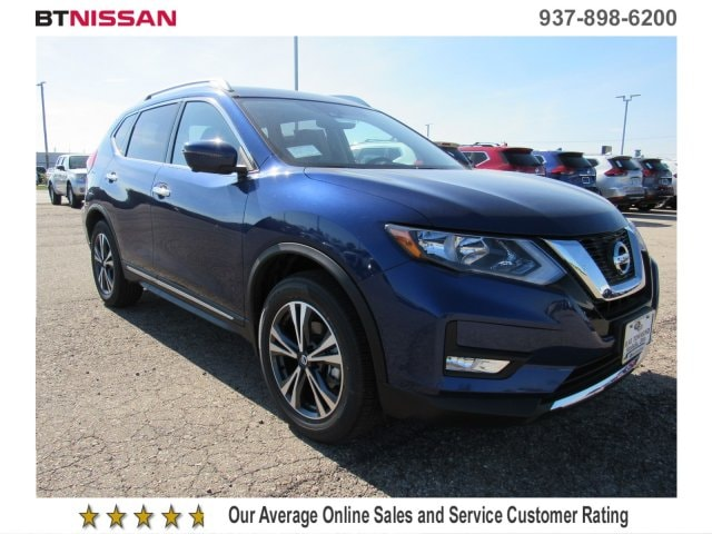 New Nissan 2017 Nissan Rogue SL Sport Utility for sale in Vandalia