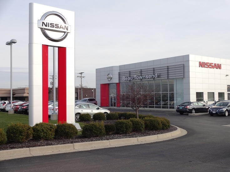 About Beau Townsend Nissan in Vandalia | OH Nissan Dealer ...