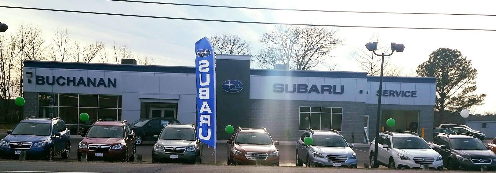 About Buchanan Subaru Of Pocomoke New Subaru Used Car Dealer - Subaru dealership maryland