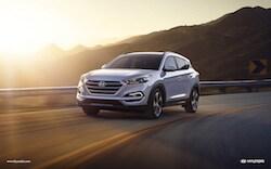 2017 Hyundai Tucson near Renton
