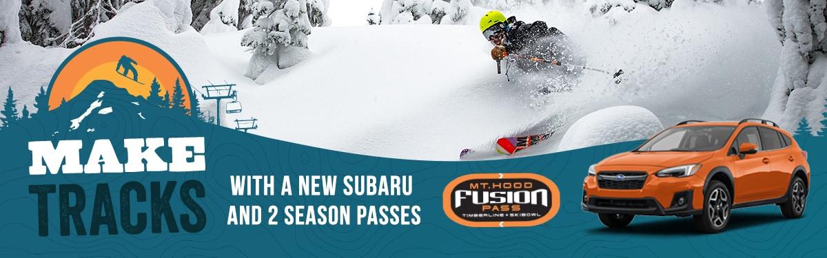 Capitol Subaru Salem Oregon >> Free Ski Passes with Purchase or Lease of New Subaru at Capitol Subaru in Salem, Oregon
