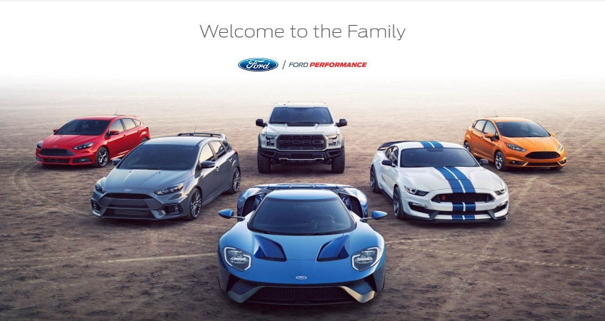 Ford Performance Vehicles In Woodstock Il