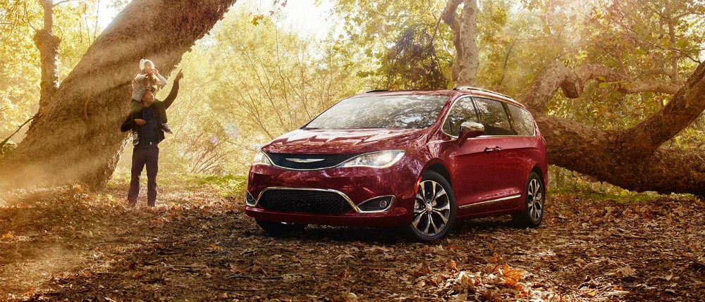 2017 Chrysler Pacifica near Syracuse
