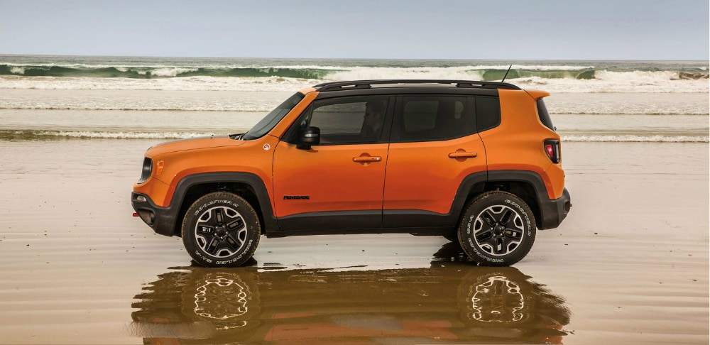 2017 Jeep Renegade near Syracuse
