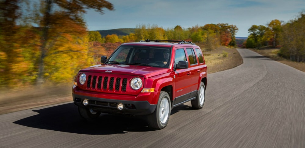 2017 Jeep Patriot near Syracuse