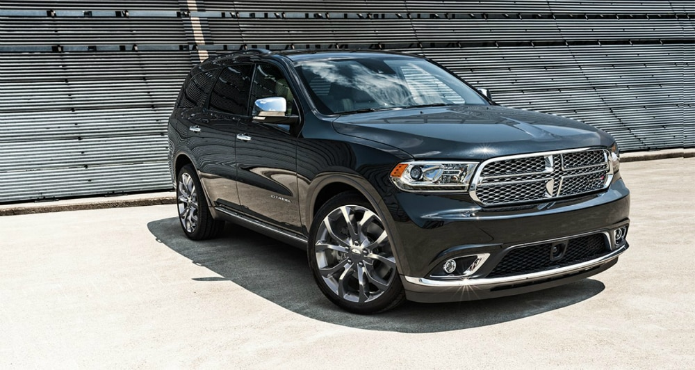 2017 Dodge Durango near Syracuse