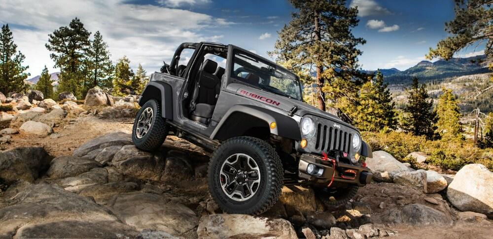 2017 Jeep Wrangler near Syracuse