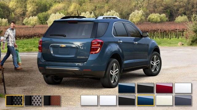 Used Chevy Equinox >> 2016 Chevrolet Equinox Color Options | Burdick Chevrolet Buick GMC