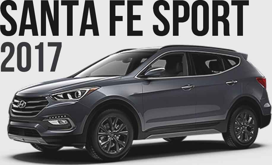 Hyundai Santa Fe Sport Lease Deal