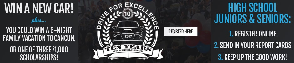 Drive for Excellence