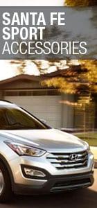 Hyundai Santa Fe Sport Accessories