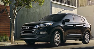 2017 Hyundai Tucson Lease Deal