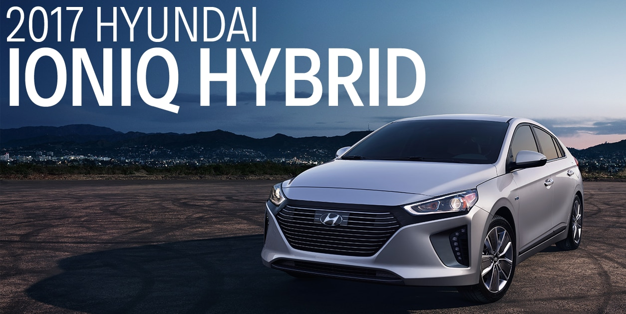 Hyundai Ioniq Lease Deal