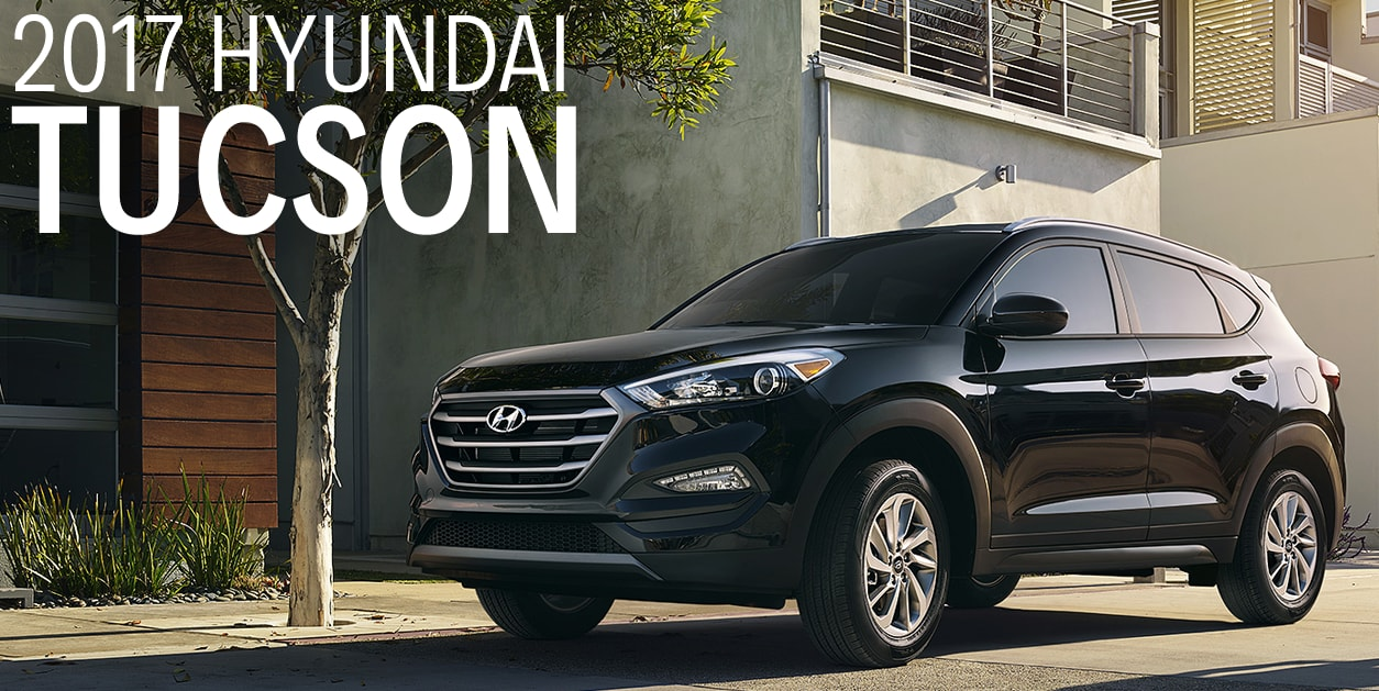 Hyundai Tucson Lease Deal