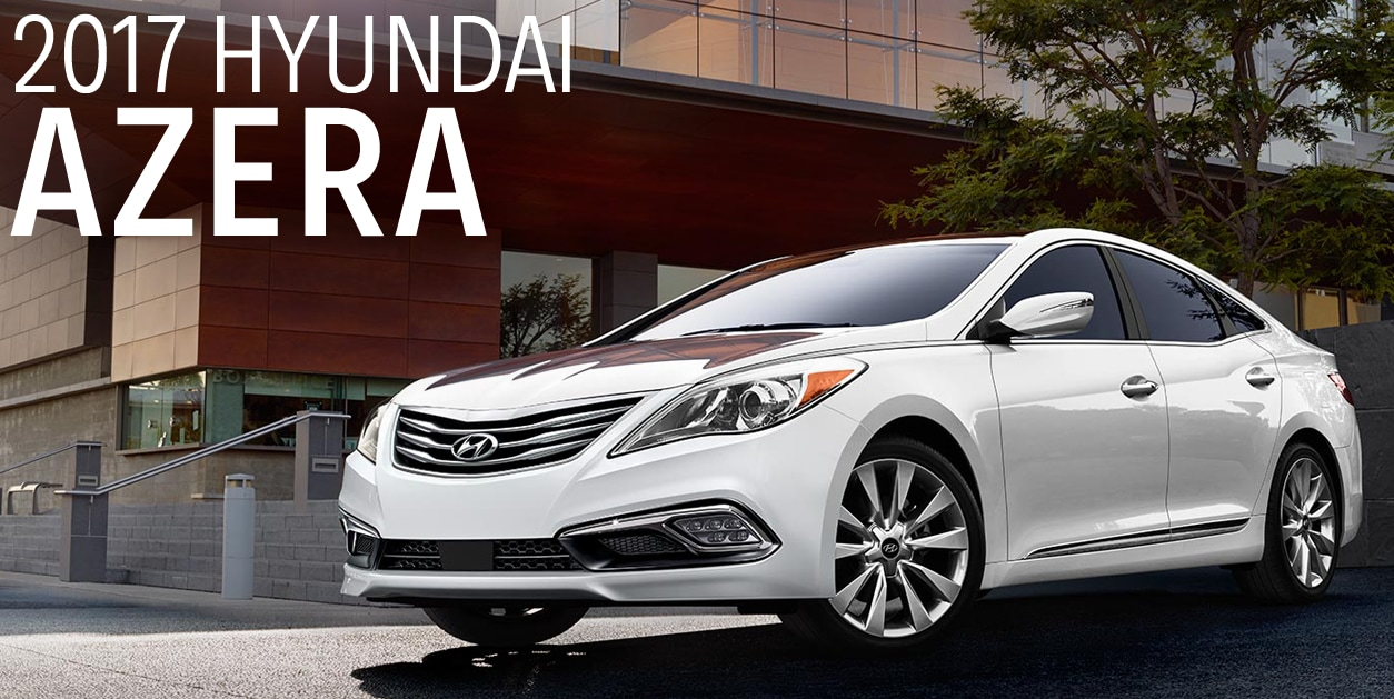 Hyundai Azera Lease Deal