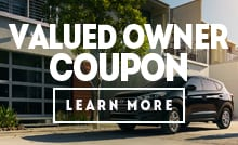Hyundai Deals - Valued Owner Coupon