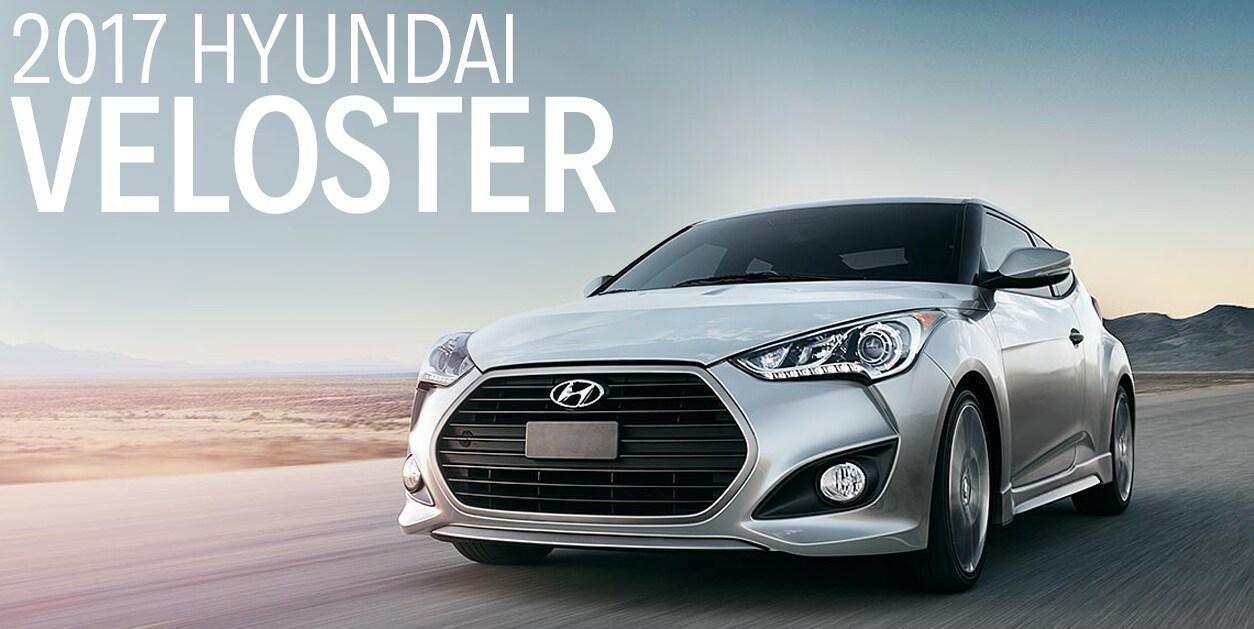 Hyundai Veloster Finance Deal