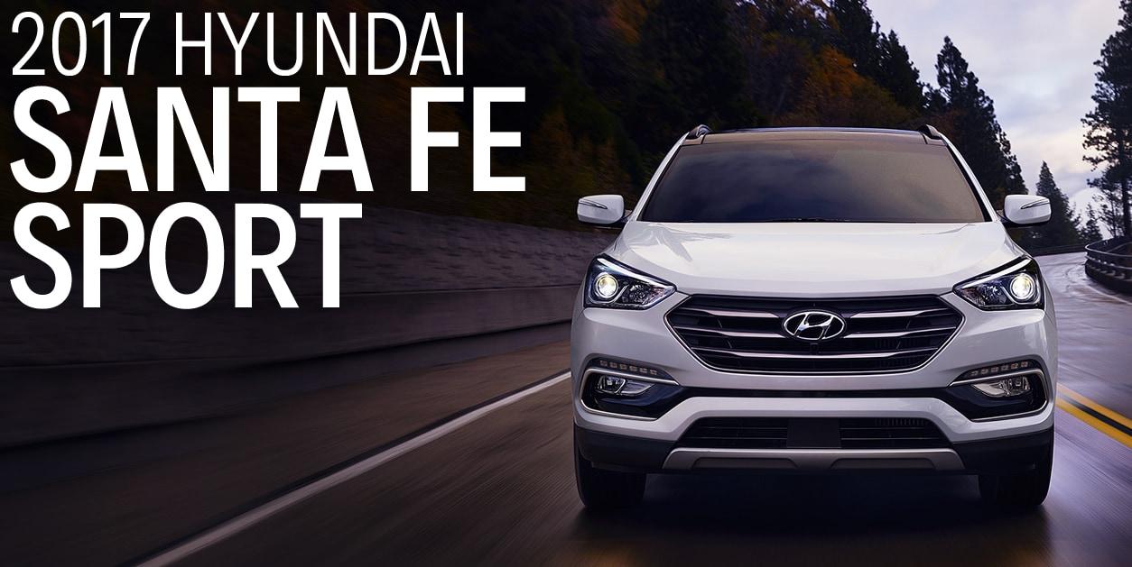 Hyundai Santa Fe Sport Finance Deal